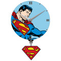 Superman Mini Wall Clock
