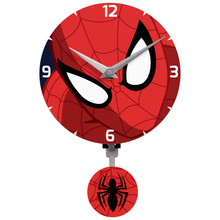 Spider-Man Mini Wall Clock
