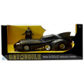 "10"" 1989 Batmobile with 3"" Batman Bendable Figure"