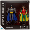 "BTAS Batman and Robin 5.5"" Pair"