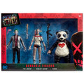 Suicide Squad (2016) Bendable 3pc. Boxed Set