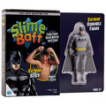 Batman Black Slime Baff with Bendable Figure