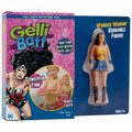 Wonder Woman Powerful Pink Gelli Baff with Bendable Figure