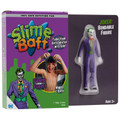Joker Putrid Purple Gelli Baff with Bendable Figure