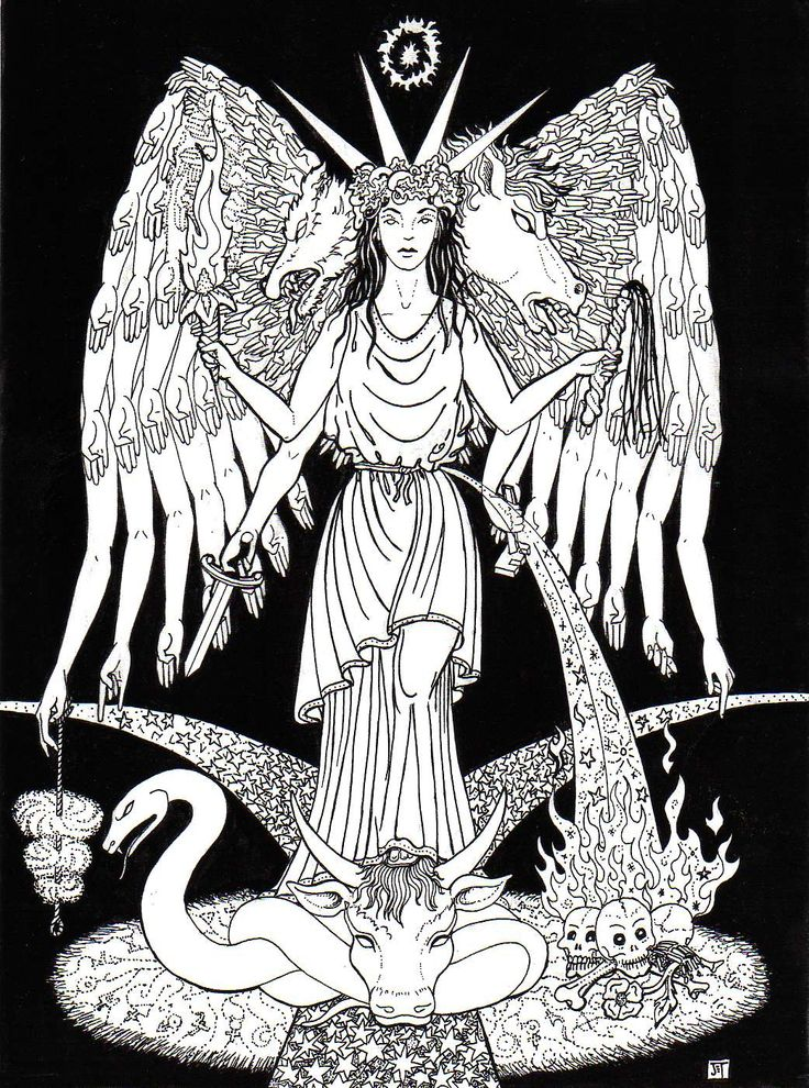 Hekate Hecate Incense Recipes