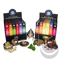 The Om Incense Line