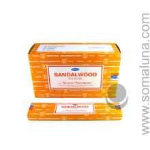 Satya Sandalwood Stick Incense 15 grams
