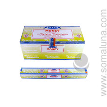 Satya Money Stick Incense 15 grams