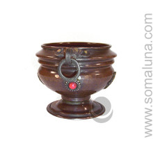 Tibetan Yrli Incense Bowl