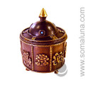 Copper and Brass Incense Burner