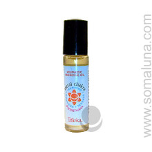 Sacral Chakra Annointing Oil
