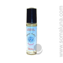 Throat Chakra Annointing Oil