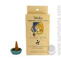 Triloka Natural Herbal Incense Cones, Dream Rose