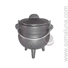 Quality Iron Cauldron, 3.5 inches