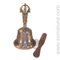 Seven Metal Tibetan Bell 6.5