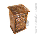 Pentacle Kitchen Herb Chest