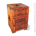 Old World Herb Chest