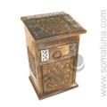 Celtic Kitchen Herb Chest