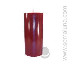 Black Cherry 6.5 x 3 Pillar Candle