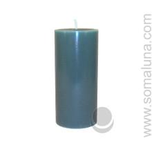 Sea Green 6.5 x 3 Pillar Candle