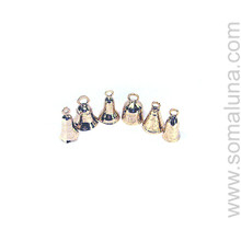 Brass Bells (various 4 inch)