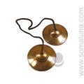 Tibetan Cymbals, Plain (Tingsha)
