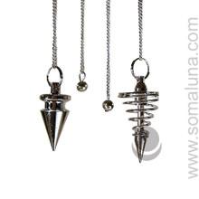 Chrome Plated Brass Pendulum