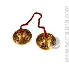 Tibetan Cymbals, Om (Tingsha)