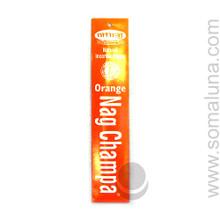 Nitiraj Orange Nagchampa
