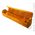 Celestial Filigree Box Incense Burner