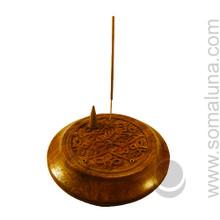 Woven Pentacle Incense Burner