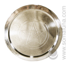 Silver Pentacle Tray
