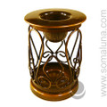 Antique Copper Aroma Lamp