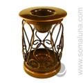 Antique Copper Aroma Lamp