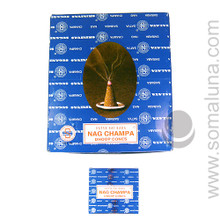Nag Champa Cone Incense (Sai Baba)