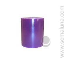 Royal Purple 3.5 x 3 Pillar Candle