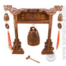 Dragon Arch Gong Bell Replica