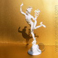 Flying Mercury Statue (Hermes)