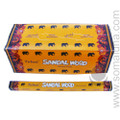 Tulasi Sandalwood Stick Incense