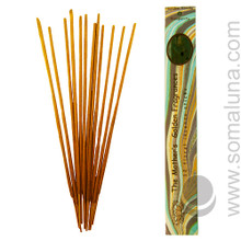 Mothers Golden Premium Stick Incense, Vanilla