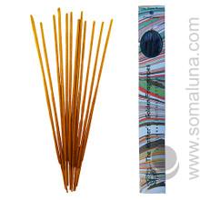 Mothers Golden Premium Stick Incense, Orange Blossom