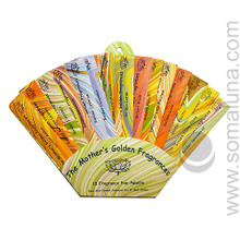 Mothers Golden Premium Stick Incense, Sample Pack