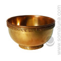 Copper Offering Bowl, medium