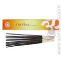 Om Flora Incense 15g