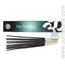 Om Patchouli Incense 15g