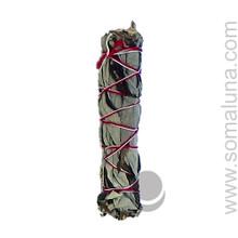 Black Sage (Mugwort) Mini Smudge Wand