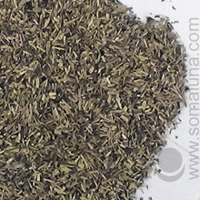 Bergamot Leaf c/s (Orange Mint)