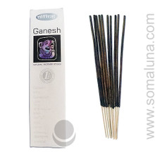 Nitiraj Platinum Stick Incense, Ganesh 25g