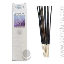 Nitiraj Platinum Stick Incense, Lavender 25g