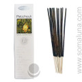 Nitiraj Platinum Stick Incense, Patchouli 25g